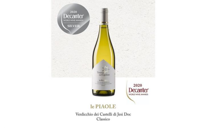 "Le ""Piaole"" medaglia d'argento al ""Decanter world wine awards"""