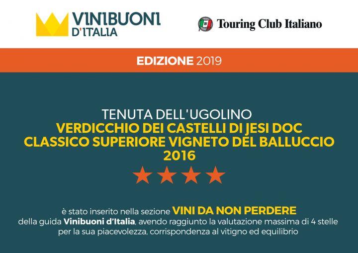 Vinibuoni d'Italia 2019